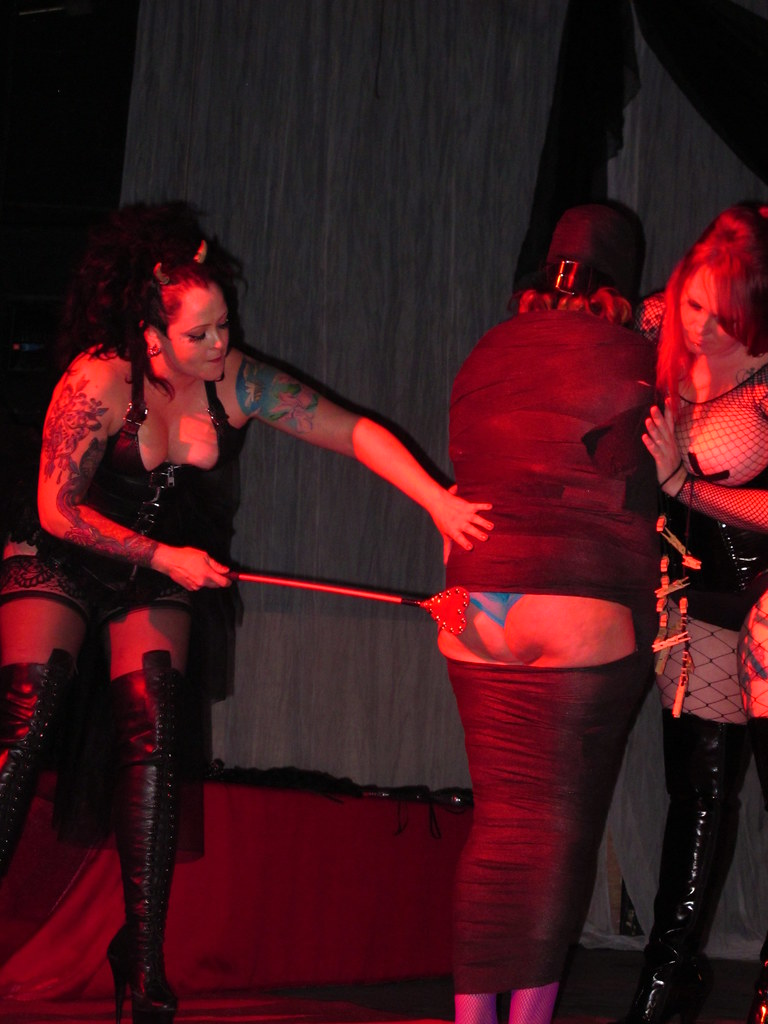 The Ups And Downs Of Cambridge's Kink And Bondage Scene