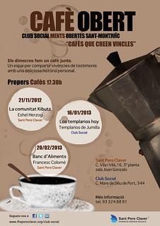 Cafè Obert (Club Social Ments Obertes) | by Grup - Fundació Sant Pere Claver