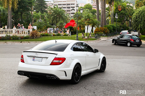 C63 AMG Black Series | by Raphaël Belly Photography