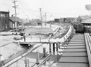 Shilshole Avenue, 1914