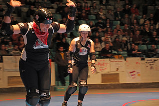 Jersey Shore Roller Girls Championship Bout | by Explorations Media, LLC