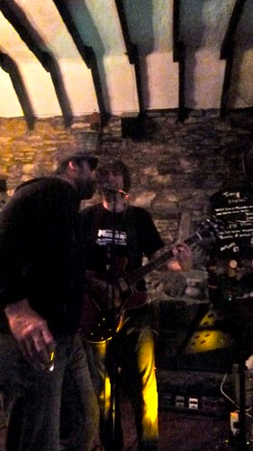 Rory and Niv with Band Shaft