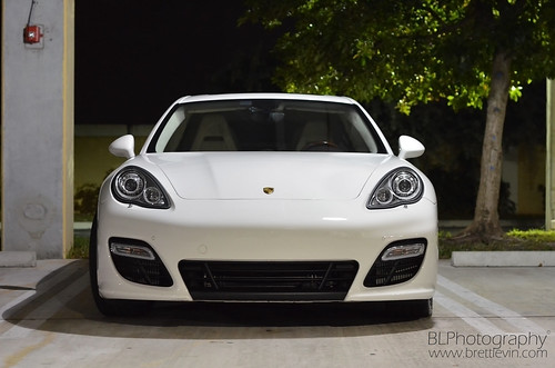 Porsche Panamera Turbo | by Brett Levin Photography