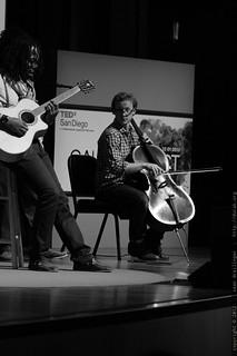 Collaborative Musical Ensemble Opens TEDxSanDiego 2012 | by sean dreilinger