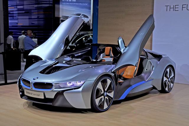 BMW i8 concept2