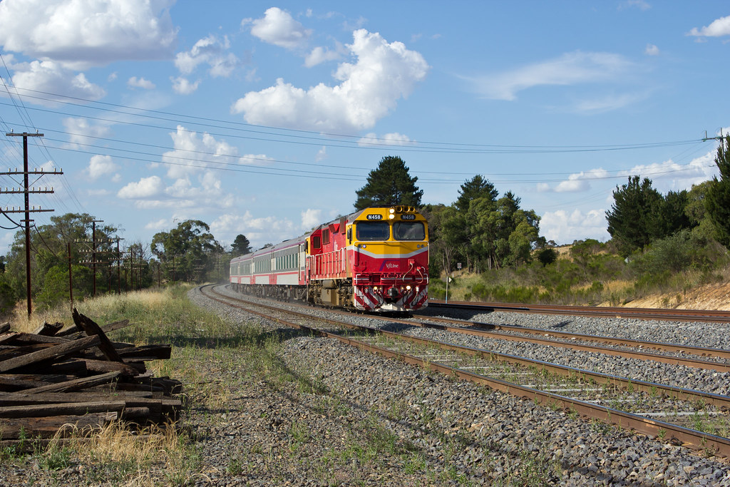 N458 At Kilmore East by Matt McFarlane