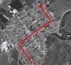 Als Banater Neusiedlung des 18. Jahrhunderts ist Billed geometrisch und großzügig angelegt, die Dorfgassen sind über 30m breit. Vom Anfang der Neugasse bis zum Ende der Sauerländergasse sind es rund 3 km. In einer Stadt wären das 6 Straßenbahnhaltestellen