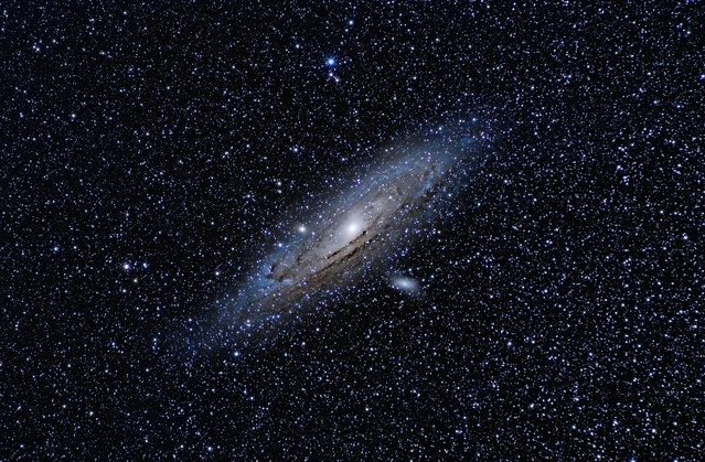 M31 - Andromeda Galaxy_revision2