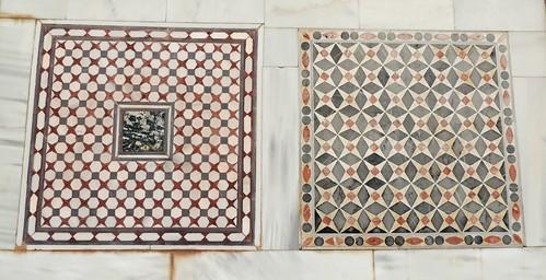 Wall inlay, Sardis synagogue | by Anita363