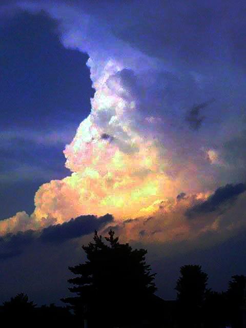 071610 -  Ravenna Nebraska Tornadic Supercell