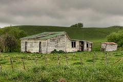 Old house, Pukehou, Hawkes Bay, New Zealand