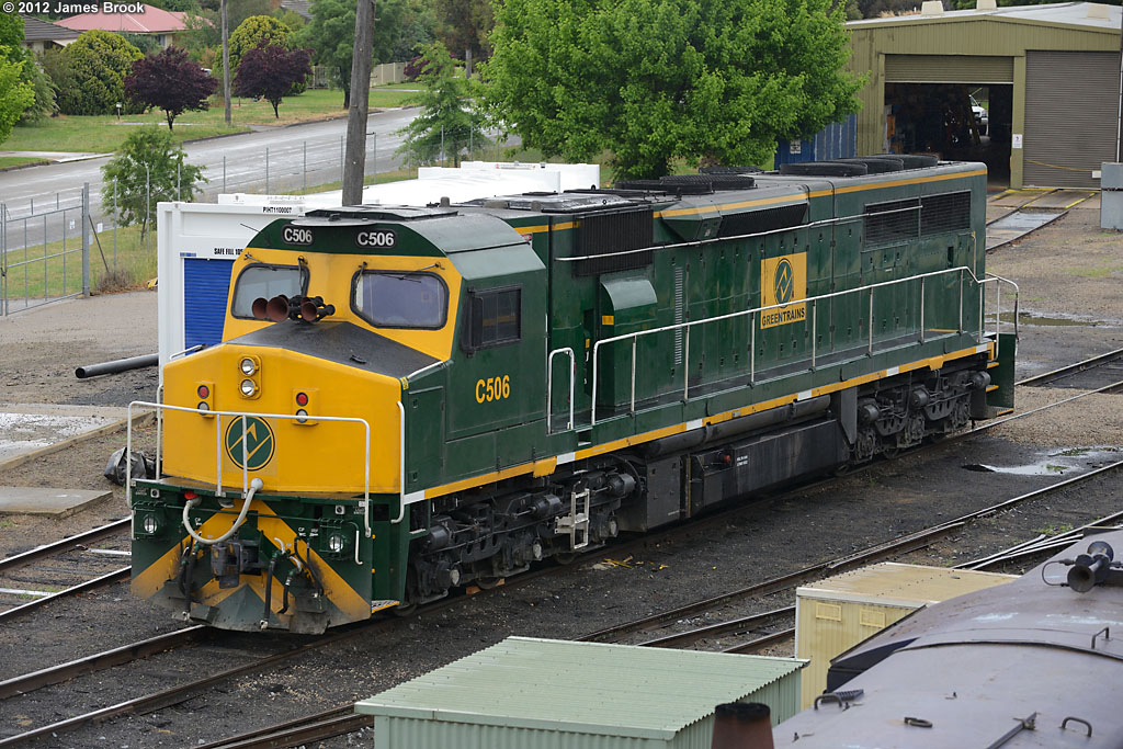 C506 at Cootamundra by James Brook