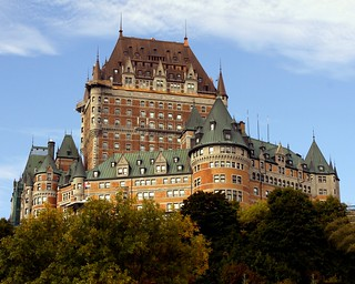 Chateau Frontenac | by Prayitno / Thank you for (12 millions +) view