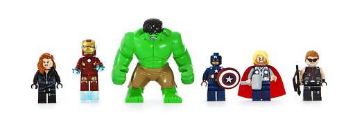 Marvel Avengers | by W_Minshull