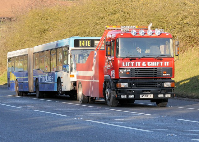 Begone foul bendy bus #2