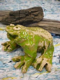 I am very Happy frog!