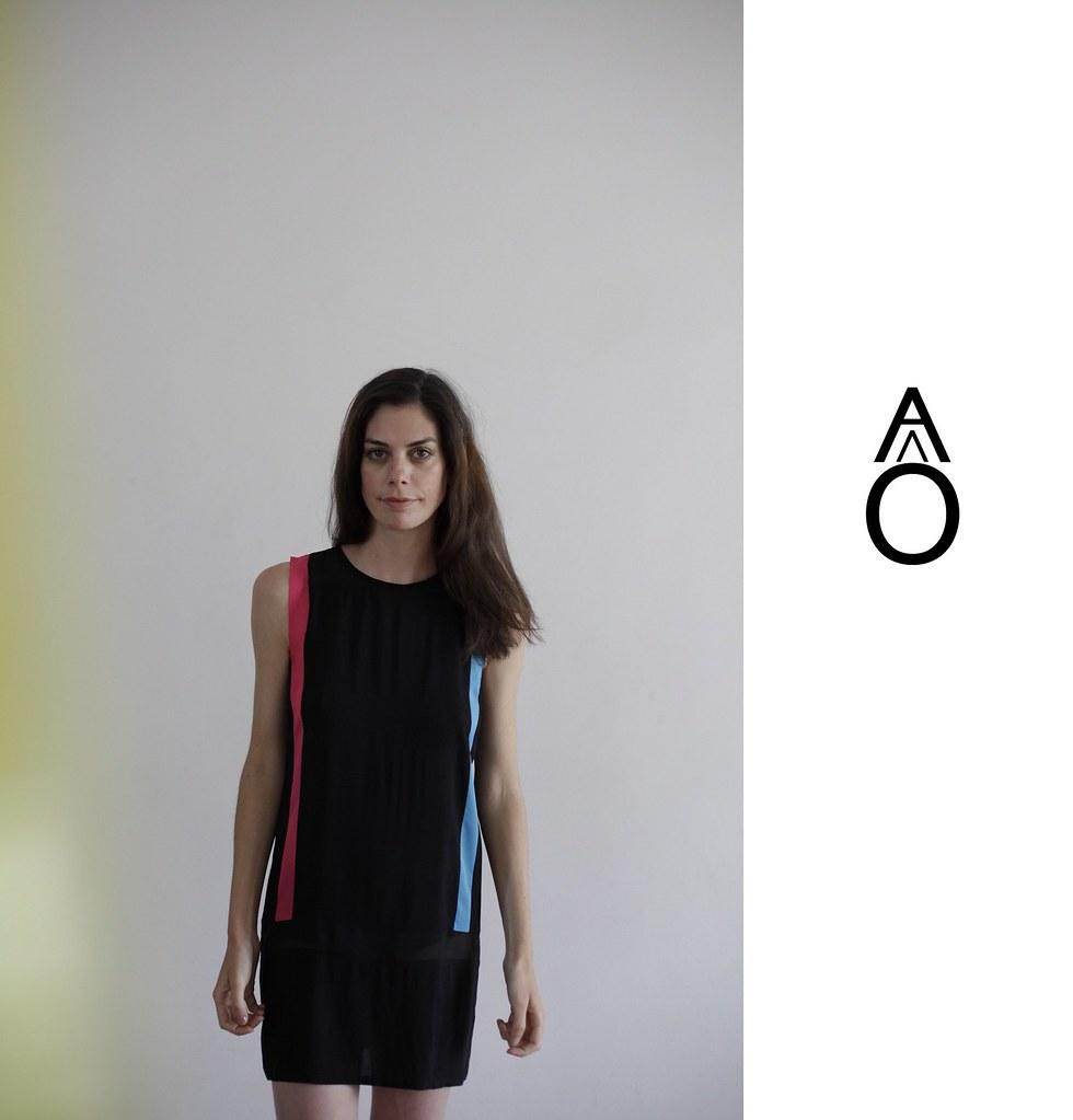 Aô Chicas Minivestido Neon Verano 201213 Mini Vestido Mod