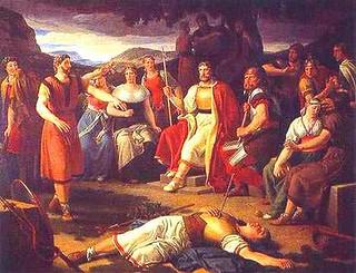 Death of Baldur | by eatmypaganass