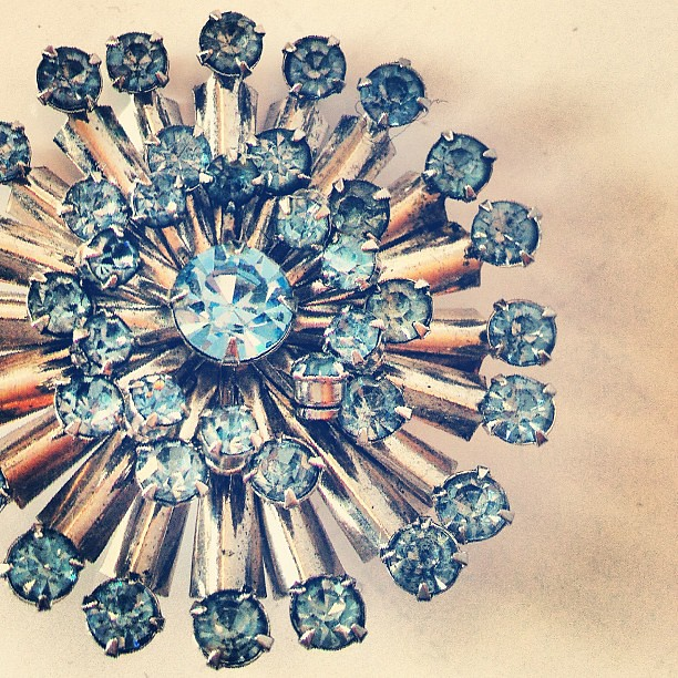 We have more #vintage #rhinestone #jewelry in the store right now than ever before!