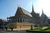 Phnom Penh, Královský palác – Trůní sál, foto: Andrea Filičková