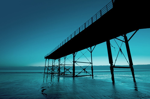 Bognor Regis Pier at dawn on a November morning, Sussex | by Simon Verrall