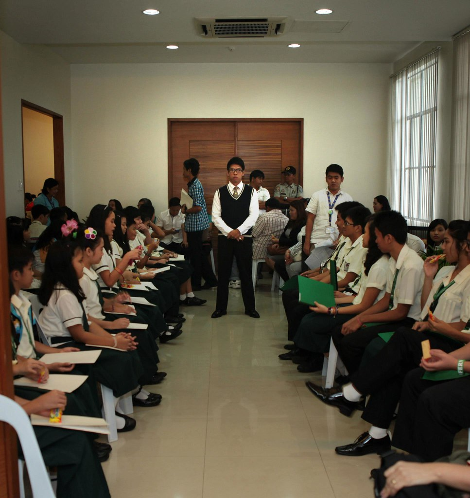 Student Council Oath Taking 2012
