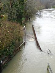 Bridge at Goring Lock