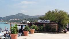 Ресторан на пляже в L'lle - Rousse