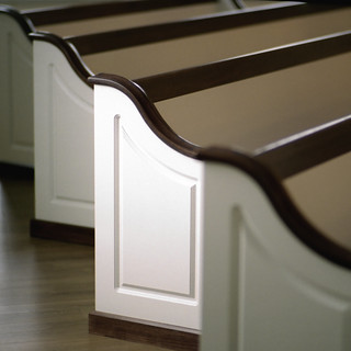 Pews | by Chancy Rendezvous