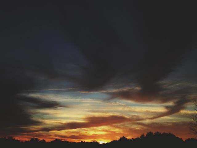 Sunset / iPhoneography