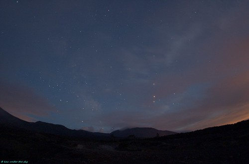 scorpio sagittarius saturn mars antares sunset