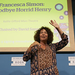 Francesca Simon   The creator of literature's naughtiest boy discusses his latest antics in the final (yes, final!) book, Horrid Henry's Cannibal Curse.© Helen Jones