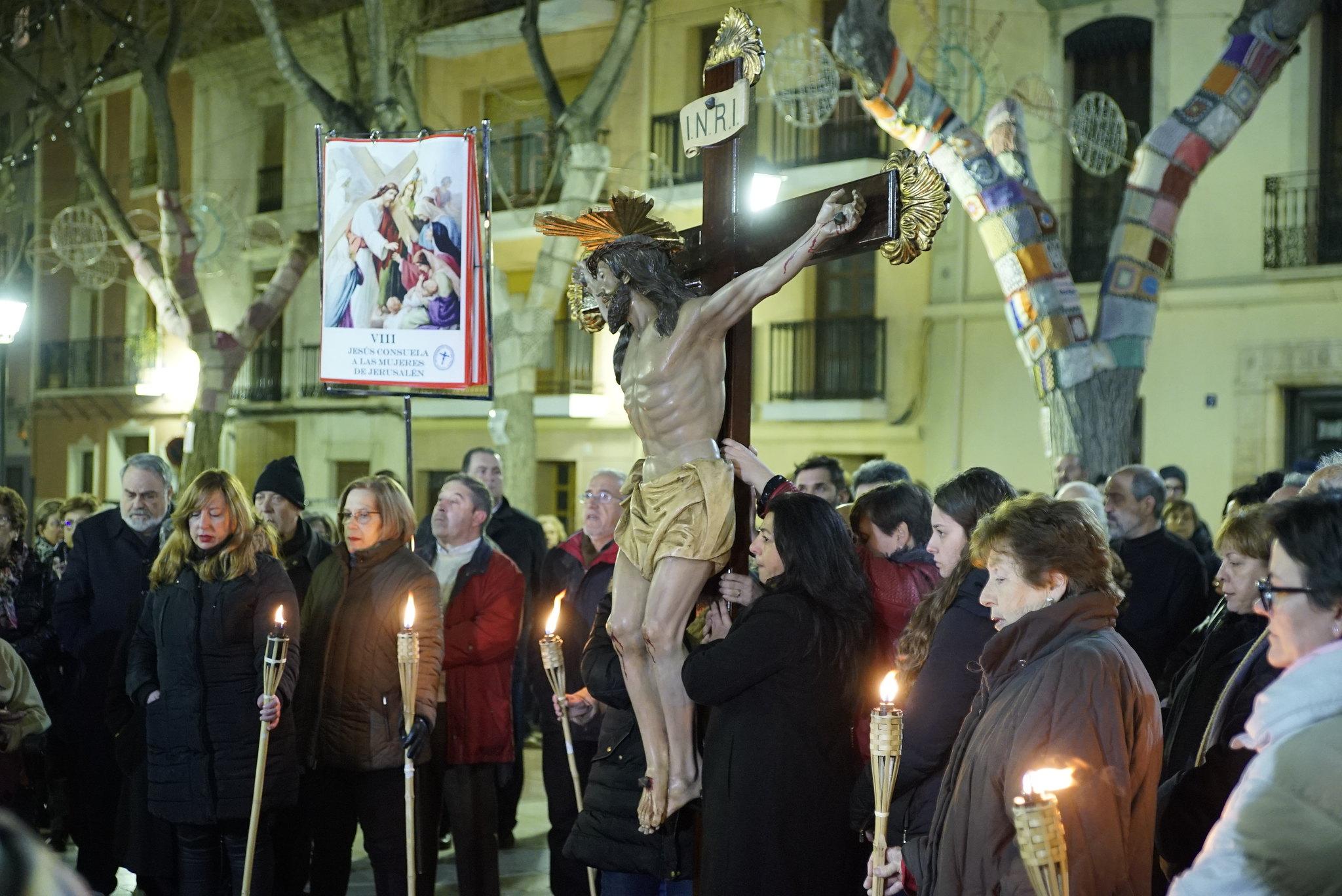 (2016-03-18) - VII Vía crucis nocturno - Juan Miguel Martínez Lorenzo (02)