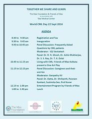 160922 WCMLD India Tata Memorial Workshop2