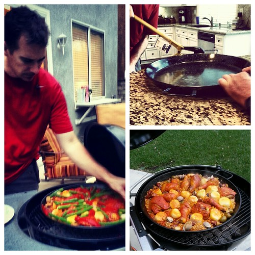 Grilled Paella | by kissmywhisk