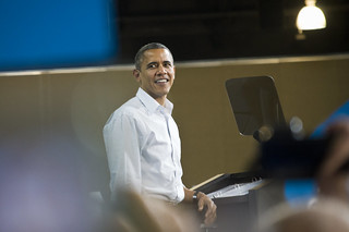 President Obama | by Pete Prodoehl