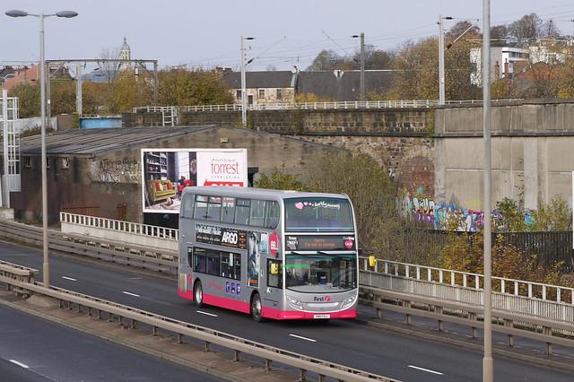 First Glasgow 33901 (SN11FOJ)