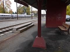 金, 2012-10-26 11:57 - Parkesburg駅
