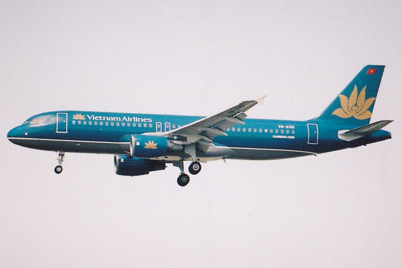 A320-200  VN-A301