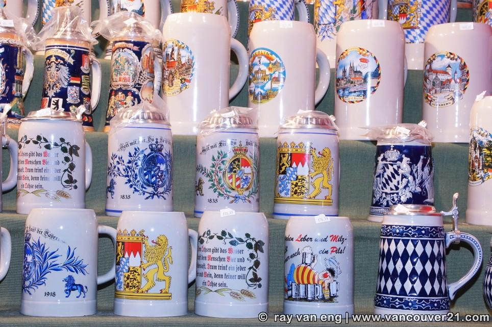 Vancouver Christmas Market Mug.Vancouver Christmas Market Brings Old World German Holiday