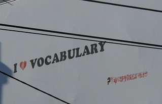 Vocabulary Lover | by mikecogh