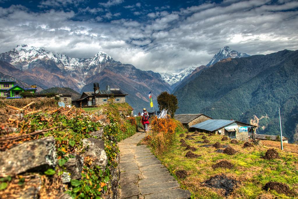 The Himalayas, Nepal