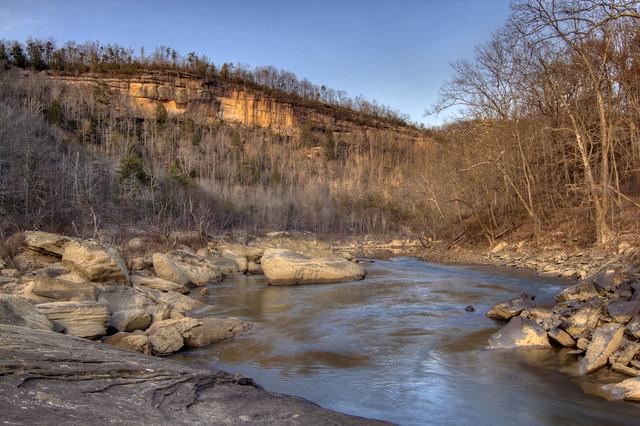 Big South Fork River 2, Big South Fork NRRA, McCreary Co, KY