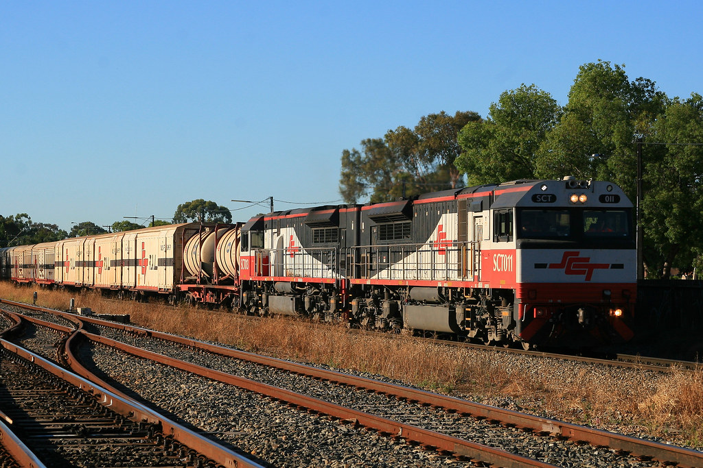 2MP9 SCT011+SCT013 DUDLEY PARK by Trackside Photography Australia