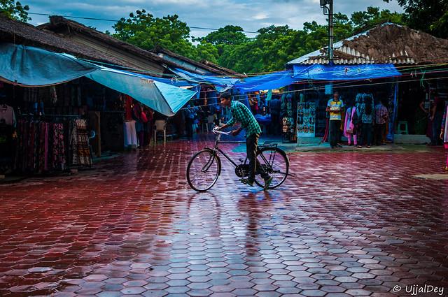 Rain and Cycling