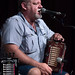 LoLo Baudoin and the Lakeview Playboys at the Liberty Theater, Aug. 20, 2016