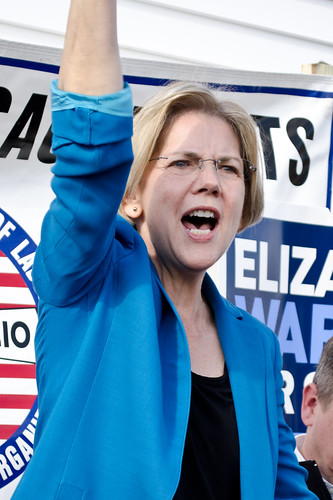 Elizabeth Warren   by Tim Pierce