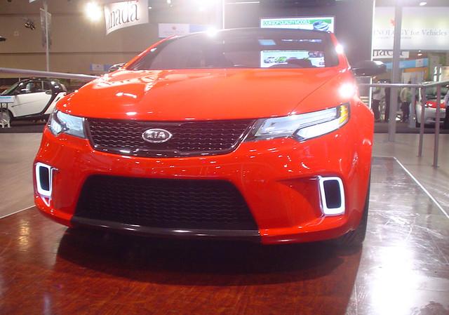 Kia Forte Coupe Concept