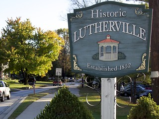 Lutherville Historic District - Day 30 of 100 Project