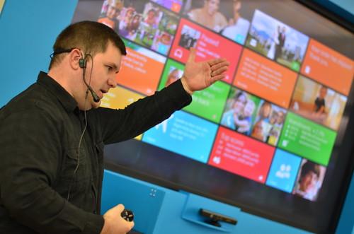 Windows 8 Presentation | by Michael Kappel